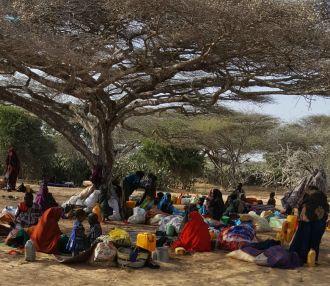 Emergencia en el sur de Somalia