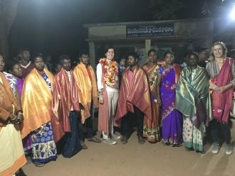 Empoderamiento comunitario y mejora socio económica de población tribal en Telangana.India.