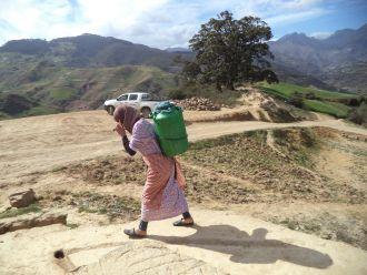 Acceso sostenible al agua potable y saneamiento básico