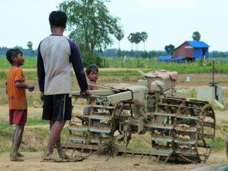 Mejora de las infraestructuras de riego comunitarias y adaptación al cambio climático. Foto: Manos Unidas/Juan Eguino Vergara