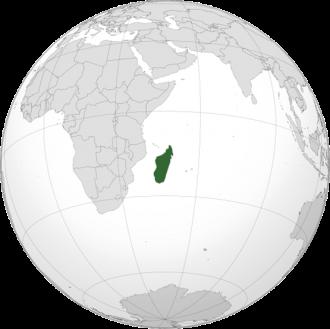 MADAGASCAR - ÁFRICA AUSTRAL (MAD/68661/LVI C)CONSTRUCCIÓN DE UNA ESCUELA DE PRIMARIA
