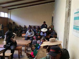 Comunidad indígena de Chaqui