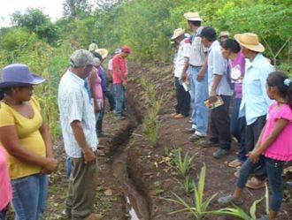 Consolidación y expansión de la agricultura sostenible en Veraguas
