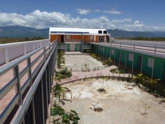 Centro de salud Anne Du Rosier, Haiti