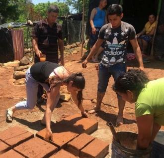 SAL73256 San Pablo Tacachico. El Salvador. Foto: Manos Unidas