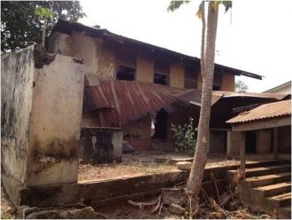 SIERRA LEONA - ÁFRICA OESTE (SLE/70386/LVI B)MEJORA DE INSTALACIONES EN ESCUELASECUNDARIA
