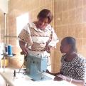 Contribuyendo a la mejora del derecho a la educación de base y a la profesionalización de las niñas y jóvenes de la región de Segou
