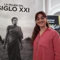 La estudiante de enfermería Nahia Ruiz de Arbulo  y participante en las Misiones Interuniversitarias 2017 / 2018 y 2019 en Perú y México.