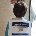 Participantes en la campaña organizada por la comarcal de Manos Unidas Alcira.