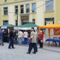 Participación de Manos Unidas en la Fiesta del Comercio Justo