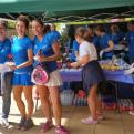 Éxito de participación en el II Circuito de Pádel Solidario