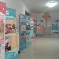 Exposición del Despilfarro Alimentario en la sede de la delegación