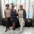Voluntarias de la delegación de Castellón.