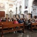 Iglesia de San Martín y San Antonio, lugar de celebración de la Eucaristía antes de la Asamblea.