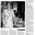 Diario de Navarra entrevista a la delegada saliente de Manos Unidas Pamplona