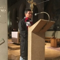 Breve discurso del señor Sethea en la parroquia de la Santísima Trinidad, en Sabadell
