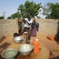 Acceso al agua potable
