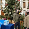 Sorteo Solidario en la comarcal de Benissa de Manos Unidas Valencia.