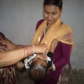 Programa de Manos Unidas Valencia para erradicar la encefalitis japonesa en la India