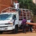 Transporte de material escolar