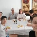 Alginet. Cena del Hambre Virtual de Manos Unidas Valencia