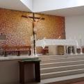 Los Misioneros Combonianos anuncian la campaña 2021 de Manos Unidas en la parroquia de Santa María de Majadahonda