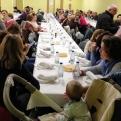 Cena del Hambre en la delegación comarcal de Manos Unidas de Alfara del Patriarca.