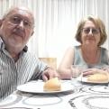 Buñol. Cena del Hambre Virtual de Manos Unidas Valencia