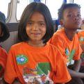 Niños de Phnom Penh, Camboya