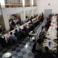 Cena del Hambre en la parroquia de Ntra. Sra. de Atocha
