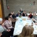 Cena del Hambre en la parroquia de San Juan Evangelista