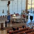 Cena del Hambre 2021 en la parroquia Ntra. Sra. La Blanca de Montecarmelo de Madrid