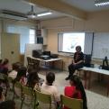 Charla de Manos Unidas Madrid en el colegio Ntra. Sra. del Remolino