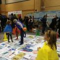 Manos Unidas en la Jornada Solidaria 2019 del colegio El Valle de Sanchinarro