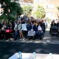 """Imagen del público asistente al coloquio """"Solidaridad y voluntariado. Valores en la Sociedad"""" justo antes de comenzar el acto"""