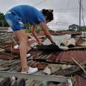 El Salvador - Tormentas Amanda y Cristobal