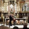 Concierto de órgano en la Iglesia de Santa Cruz a beneficio de MU