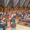 Concierto de Manos Unidas en Santísimo Sacramento. Coral ITER