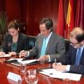 Firma de convenio de Ayto Alcobendas con Manos Unidas Madrid