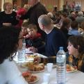 Comida solidaria en Cerdanyola