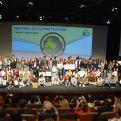 Participantes y ganadores del Concurso de Clipmetrajes autonómico