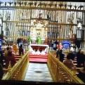 Eucaristía en la Iglesia Catedral Santa Maria de Murcia
