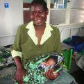 Miradas a la igualdad. Fatiness Paulu y su hijo en Malawi