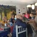 Almuerzo solidario. Almedijar-Segorbe