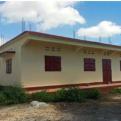 Casa de la radio desde la que se emite Radio Fañiry.