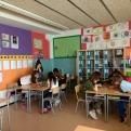 Realizamos un taller en el colegio Collserola