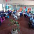 Nuevas aulas para niños de primaria de familias muy humildes en Zimbabue. Manos Unidas Valencia