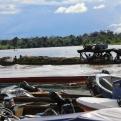 Río Atrato en el Chocó. Colombia. Foto: Manos Unidas. María José Pérez