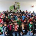 Niños Sirios en el proyecto Fratelli