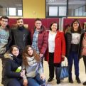 Parte del equipo promotor de estas actividades en Castellón. Foto Manos Unidas Castellón